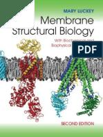 Membrane Biochemistry