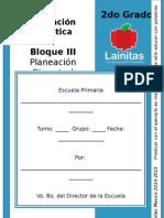 2do Grado - Bloque 3 - Educación Artística.doc