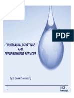 Chlor Alkali Coatings