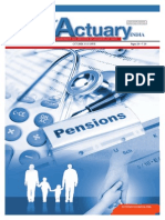 Actuary India October Issue 15
