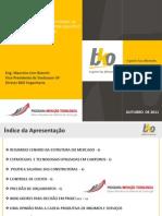 1ª Oficina PIT - Apresentação Mauricio Bianchi