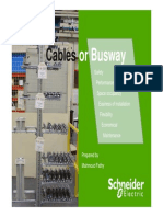 Why Busway Rather Than Cable Rev01