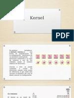 Kernel y Configuración Electrónica