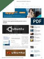 Ubuntu Linux_ Gerenciando Pacotes Com o Apt-get - Linux