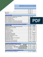 Formato Analisis de Costos de Soldadura Agosto de 2015
