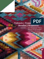 Violencia y Trauma en El Peru.desafios y Respuestas