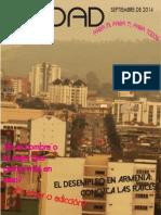 Revista Ciudad Edicion Oficial # 1