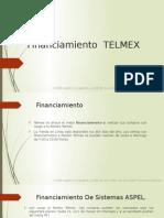 Financiamiento TELMEX