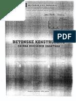 Zbirka zadataka iz betonskih konstrukcija (Hasanović Vahid).pdf