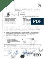Acta 9 Comisión Seguimiento VI Convenio Colectivo UBE