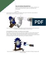 Comparación Entre Tipos de Turbinas Hidroeléctricas