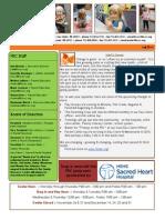 FRC Newsletter Fall 2015