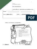 EVALUACION FORMATIVA CIENCIAS NATURALES  MATERIALES UNIDAD 4.docx