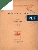 Szekely Lovak