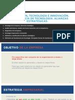 Capítulo 3 Planificación, Tecnología e Innovación