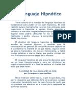 Tema 2- Guia Rapida Del Lenguaje Hipnotico