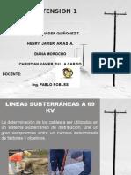 Linea 69 Subterranea