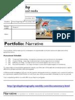 3 narrative project brief 2015-2016
