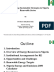 implementing sustainable strategies in nigeria renewable sector, united kingdom , may 2014.pdf