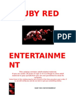 ruby red entertainment adult toy catalog