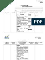 Plan de Ejecucion - Edicion 6 - Inicio Modulo