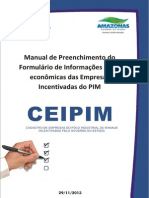 Manual Ceipim