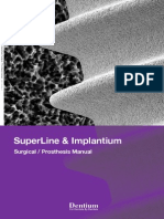 Super Line Prosthesis Manual