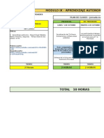 Cronograma y Rúbrica M9_P1