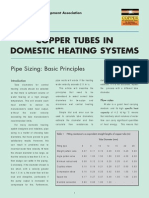 Pub 150 Copper Tubes in Domestic Heating Systems