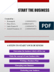 How to Start Your Business (2)
