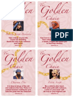 Golden Chain Cards5-8