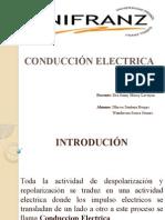 CONDUCCIÓN ELECTRICA
