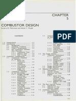 Sawyer's Gas Turbine Combustor - Chapter 50001