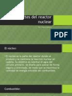 Partes Del Reactor Nuclear-EXPO QUIMICA