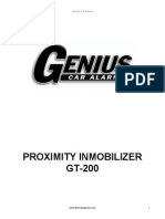 Inmobilizer Genius GT200a