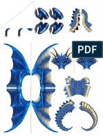 Blue Dragon for Share