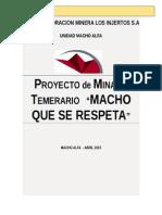 Corporacion Minera Los Injertos