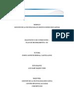 Gestión de La Tecnología en Instituciones Educativas