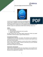 Especificaciones EPPs - JeshuaOL