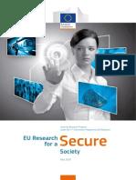 Catálogo de Proyectos de Investigación en Seguridad FP7 – Versión Mayo 2014