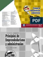 Emprendedurismo y Administración