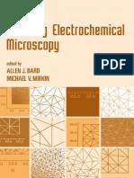 Scanning Electrochemical Microscopy