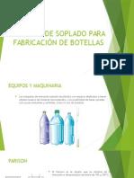 Proceso de Soplado Para Fabricación de Botellas 2.2