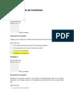 Examen Finalgestion de Inventarios 17 de 18