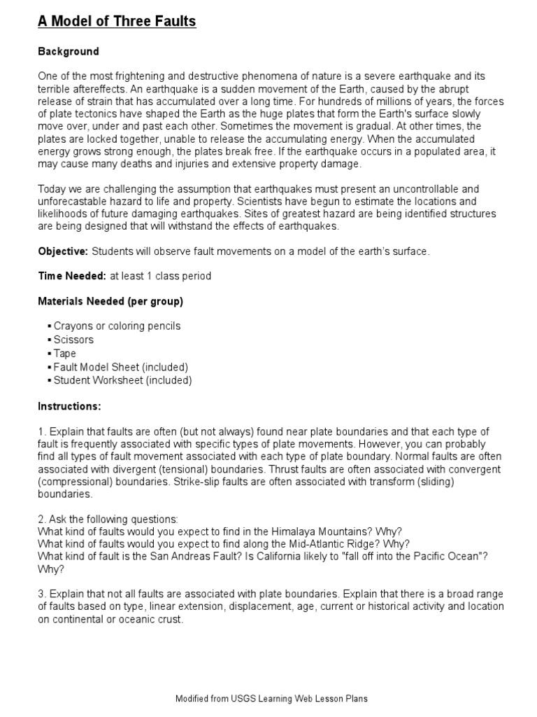 1 Or 2 Page Resume 3 Types Of Faults - Free Resume Templates