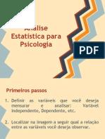 Estatística Para Psicologia