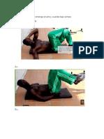 Guía de abdominales
