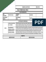 Plan Curricular Anual 7to Estudios Sociales 2015