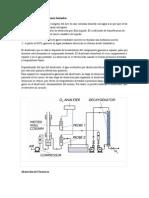 Absoción de Gas Aplicaciones