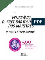 D. Frei Bartolomeu dos Mártires Biografia